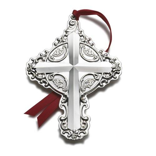 Wallace Grande Baroque 2011 Cross Ornament, 16th Edition