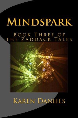 Download Mindspark: Book Three of the Zaddack Tales pdf epub