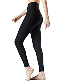 Yoga Pants High-Waist Tummy Control w Hidden Pocket...
