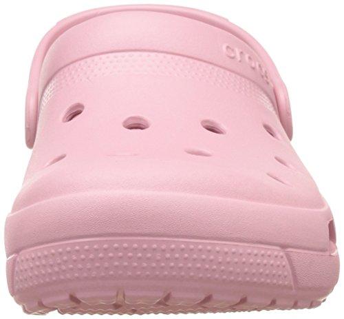 606 Coast Clog U Rosa petal Crocs Zuecos Unisex Adulto Pink 6HzqBx6wd