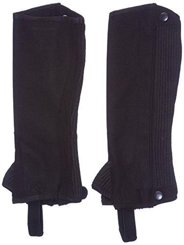 PFIFF Uni Minichaps, schwarz, 10 Jahre, 011468-60-10