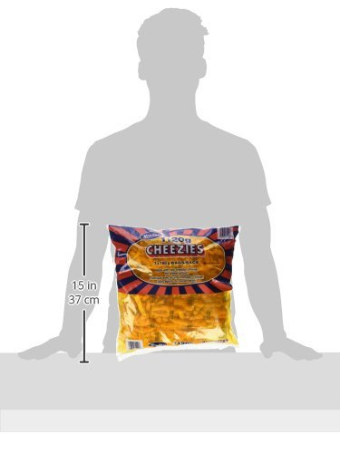 Hawkins Cheezies, 1120 Grams/39.5 Ounces - 7x160 gram Bags Made In Canada by Hawkins (Image #2)