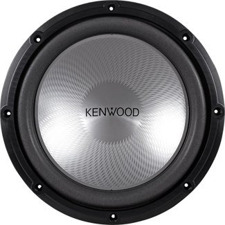 Kenwood 12'' Automotive Subwoofer (KFC-W12PS) by Kenwood