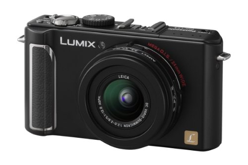 Panasonic DMC LX3 Digital Stabilized Black