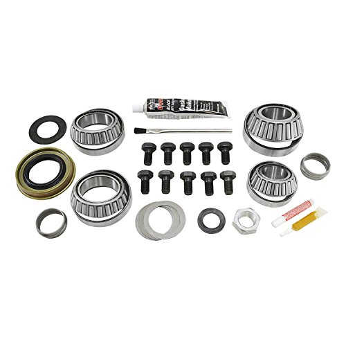 - Yukon Gear & Axle (YK NM226) Master Overhaul Kit for Nissan Titan Rear Differential