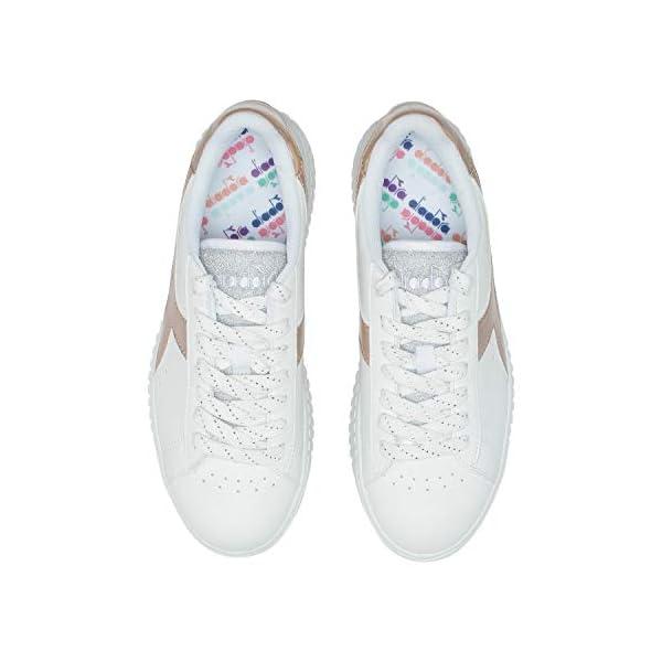 Diadora – Sneakers Game Step Shiny per Donna
