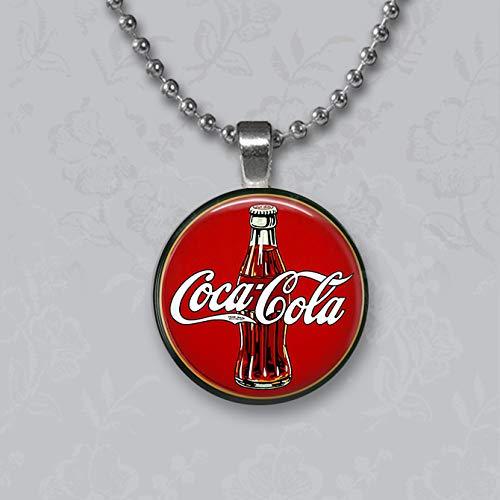 Vintage Coca Cola Pendant ()