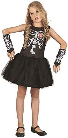 LADIES SKELETON HALLOWEEN DRESS TUTU TOP FANCY DRESS COSTUME CHOOSE WOMENS DEAD