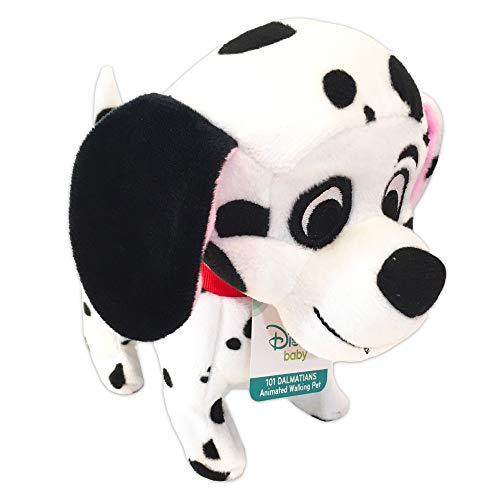 Disney Baby Dalmatians Animated Walking Pet Includes Batteries -
