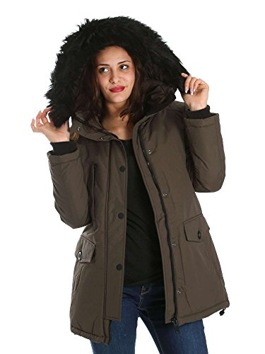 Superdry DE PARKA PARKA CHICA EVEREST rqwBtS8Fr