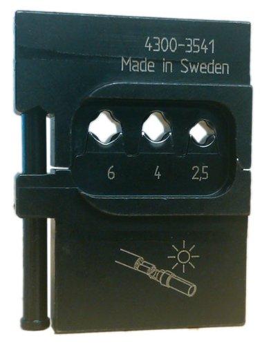 Wiha Tools 43166 Die Set For Tyco Electronics
