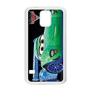 SamSung Galaxy S5 phone cases White Cars cell phone cases Beautiful gifts JUW80001994