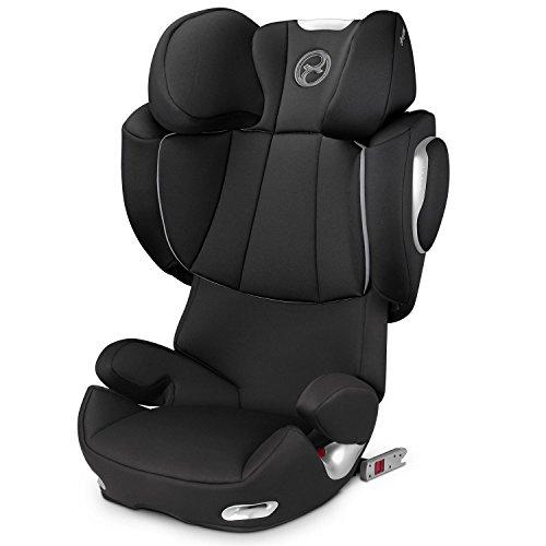 Cybex Solution Q2-fix Car Seat - Black Beauty