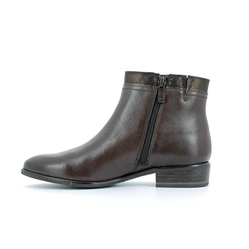 Tozzi Comb Au En Ant Boots Cuir Femmes 36 27 25365 Bottines 40 Mocca Marco Bottes 6Aqdvwx6E