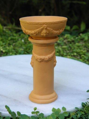 Amazon.com: Miniature Dollhouse FAIRY GARDEN Furniture Terra-Cotta ...