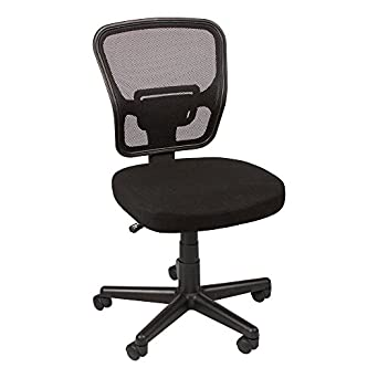 Norwood Commercial Furniture Economy Mesh Back Task Chair, Black,  NOR IAH1043 SO