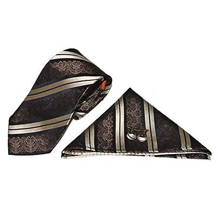 TIE Health UK Corbata Luxury Classic Male Dress Business Striped ...