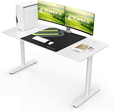 Eureka Ergonomic Home Office Computer Gaming Desk