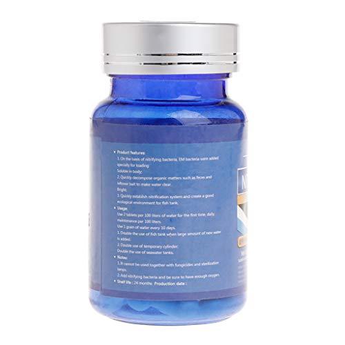 KunmniZ Cápsula de Acuario añadir enzimas concentración ...