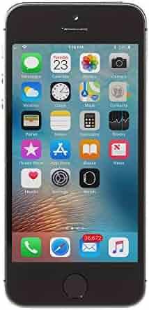 Apple iPhone 5S 16GB GSM Unlocked, Space Gray (Renewed)