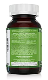 Organic Spirulina Tablets: Purest & Highest Quality Source of Organic Spirulina - 4 Organic Certifications: Certified Organic by USDA, Ecocert, Naturland & OCIA Ð Natures Ultimate Green Superfood Ð Improves Health of Entire Body