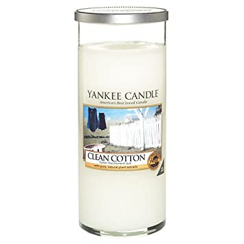 YANKEE CANDLE COMPANY 1020639 Clean Cotton Car Freshener YANKEE CANDLE COMPANY INC
