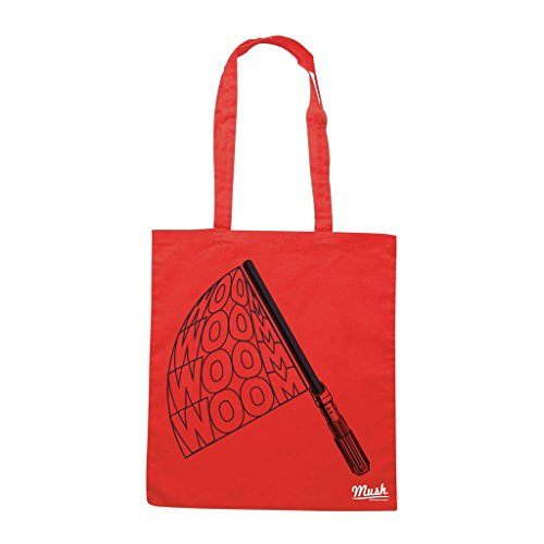 Borsa WOOM - SPADA LASER - Rossa - FILM by Mush Dress Your Style