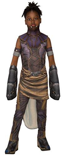 Rubie's Girls Black Panther Deluxe Shuri Costume,