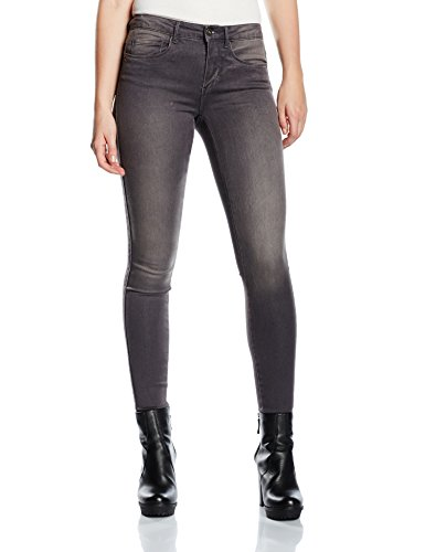 Only Jeans Grau Femme Denim Medium Grey rrS4dqxw
