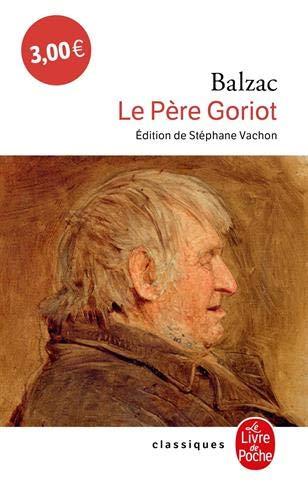 Amazon.fr - Le Père Goriot - Balzac, Honoré de - Livres