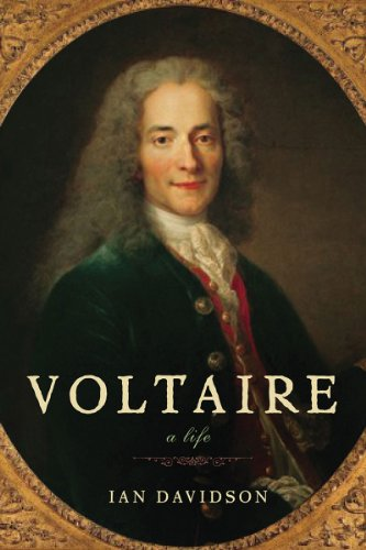Voltaire: A Life Ian Davidson
