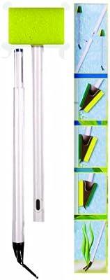 HAGEN AQUARIUM DELUXE PLANTER SCRAPER FOR GLASS TANKS