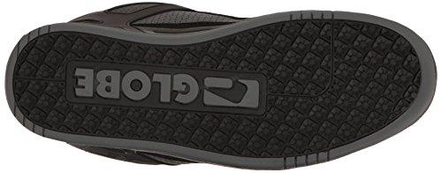 Chaussure De Skateboard Pour Homme Globe Noir / Camo / Moto Vert