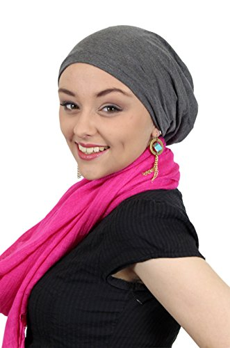 Bamboo Beanie Slouchy Cancer Patients product image