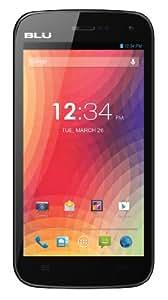 BLU Studio 5.0 II D532u Unlocked GSM Dual-SIM Android Cell Phone - Black