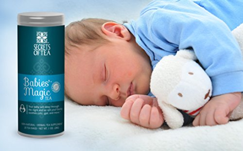 Baby colic : Baby will sleep through the night and so will you/ Babies  Magic Tea is a must have for every mom