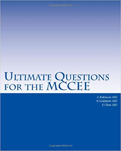 Ultimate Questions for the MCCEE: 9781450557955: Medicine