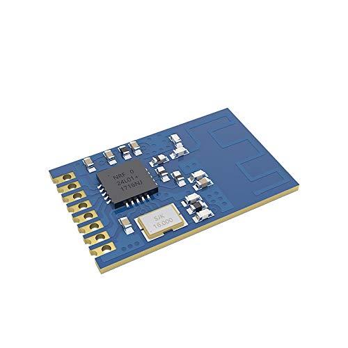 WillBest E01-ML01S SPI nRF24L01P 2.4Ghz 1mW IoT uhf Wireless Transceiver nRF24L01 PA LNA Transmitter Receiver rf Module PCB Antenna