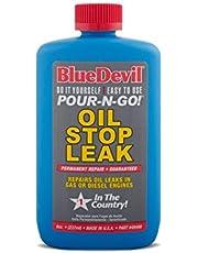 Blue Devil (49499) Aceite de Motor Stop Leak – 8 onzas