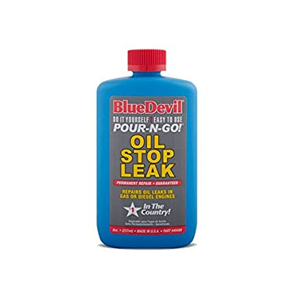 best engine oil stop leak additive
