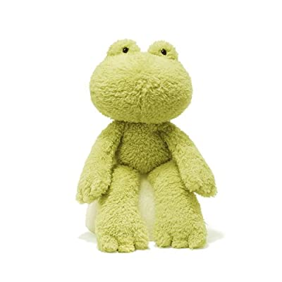 Gund Fuzzy Frog Stuffed Animal