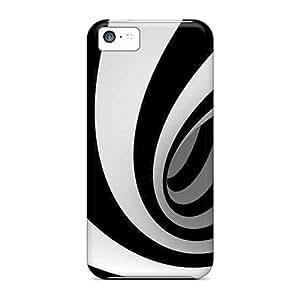 Axr8149ocen Faddish Warp Case Cover For Iphone 5c