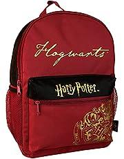 Harry Potter Kinderen Rugzak Hogwarts Rood