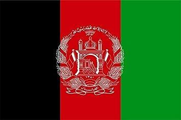 U24 Aufkleber Afghanistan Flagge Fahne 15 X 10 Cm Autoaufkleber Sticker Auto