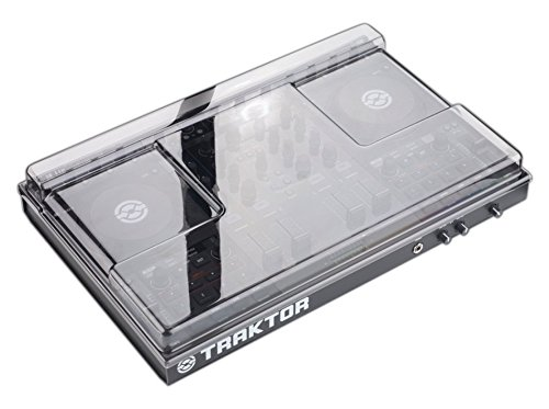 Decksaver DS-PC-Kontrol S4 Cover for Native Instruments Traktor by Decksaver