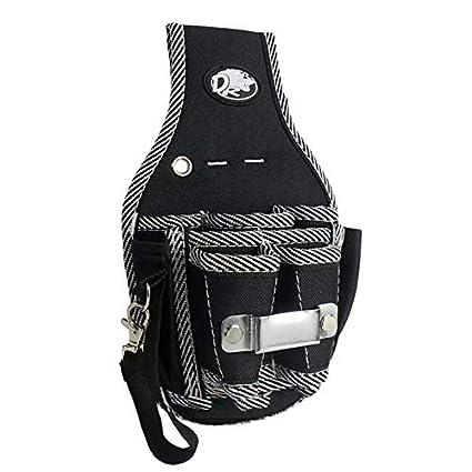 Waist Pocket Tool Electrician Belt Screwdriver Pouch Utility Kit Holder Bag Set