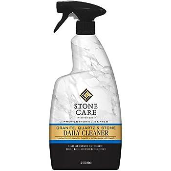 Stone Care International Granite, Quartz & Stone Daily Cleaner, 32 fl oz
