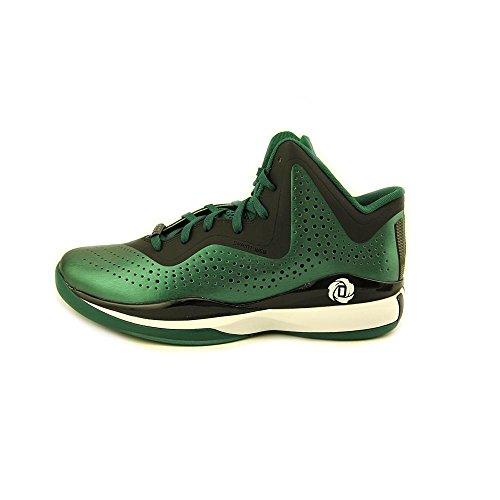 Adidas D Steg 773 Iii Herre Basketball Sko Kollegialt Grøn / Løbe Hvid / Sort 9QHRrOJv