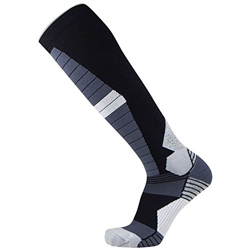 Thermal Compression Ski Socks – Warm Socks for Skiing and Snowboarding