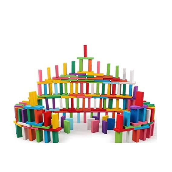 APPIGO Dominoes Stacking Toys for Kids (360 PCS)